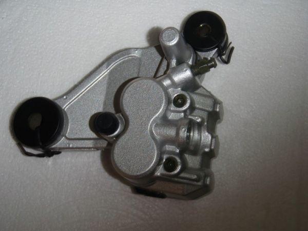 006 - Bremssattel mit Klötze Vorderbremse für RETRO125 Roller Znen Fosti