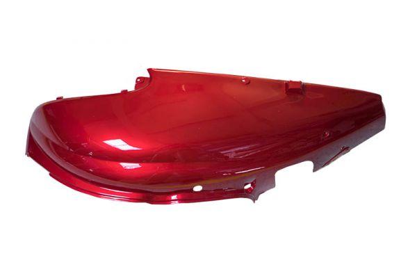 """001 - Seitenabdeckung rechts """"rot"""" für RETRO125 Roller Znen Fosti"""
