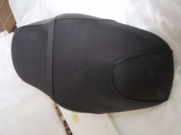 """001 - Sitzbank """"schwarz"""" für RETRO125 Roller Znen Fosti"""