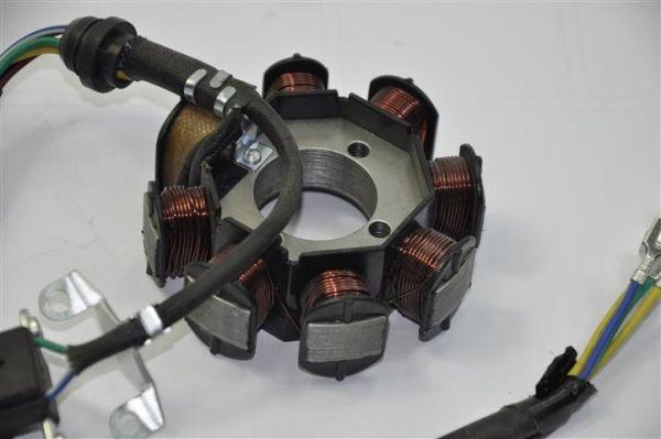 030 - Lichtmaschine grau für Shineray XY250STXE Quad