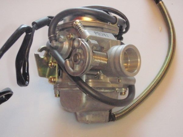 002 - Vergaser komplett für RETRO125 Roller Znen Fosti