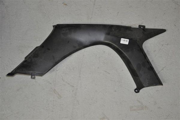 022 - Verkleidung rechts Seite schwarz matt für Shineray XY250STIXE, ST-9E Quad