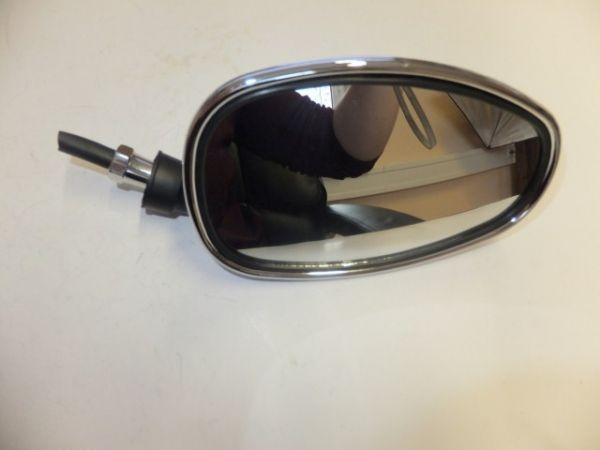 008 - Rückspiegel rechts für RETRO125-2 Roller Znen Fosti