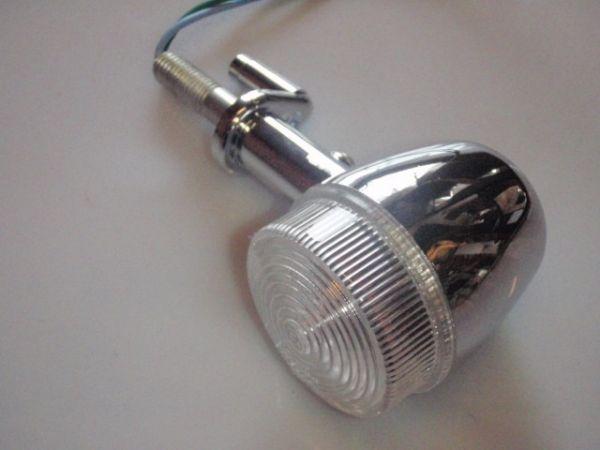 002 - Blinker hinten rechts für RETRO125 Roller Znen Fosti