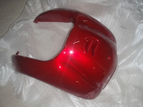"""001 - Frontverkleidung vorne """"rot"""" für RETRO125 Roller Znen Fosti"""