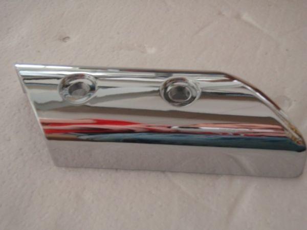 015 - Abdeckung Stossdämpfer vorne rechts für RETRO125 Roller Znen Fosti