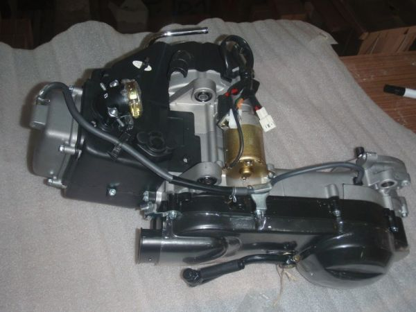 001 - Motor BT152QMI 125CCM für Boatian Roller