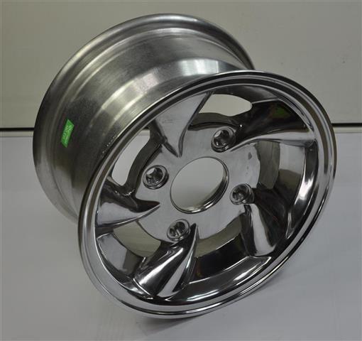 026 - Felge vorne 10x5.5 ET-25 (Aluminium) für Shineray XY250STIXE, ST-9E Quad