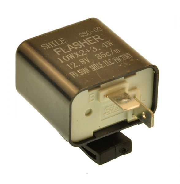 14 Blinkerrelaise 10WX2+3. 4W 12.8V 85c/m für XMOTO XB33-50L