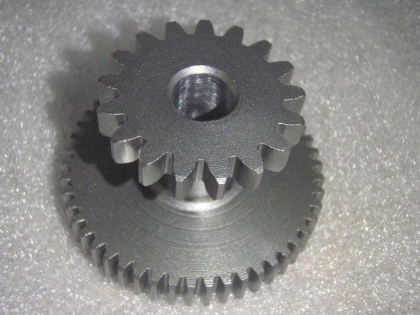 006 - Anlasserzahnkranz für MOTOR RETRO125 Roller Znen Fosti