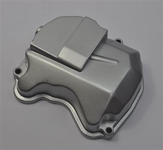 013 - Ventildeckel silber für Shineray XY250STIXE, ST-9E Quad