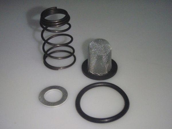005 - Feder für Ölfilter für RETRO125 Roller Znen Fosti