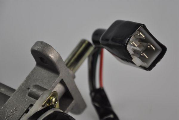 009 - Zündschloss mit Schlüssel für RETRO125-2 Roller Znen Fosti
