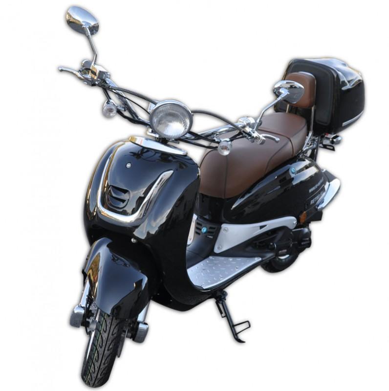 zhongneng retro roller znam 125 rp moto. Black Bedroom Furniture Sets. Home Design Ideas