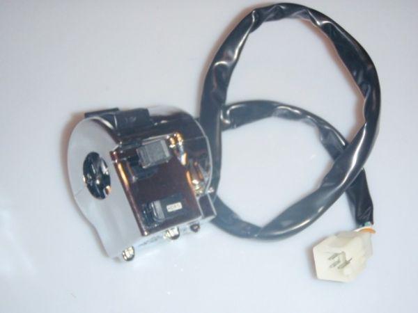 017 - Schaltereinheit links für RETRO125 Roller Znen Fosti