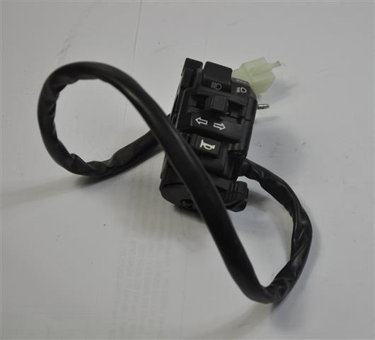 022 - Schalteinheit links Choke für Shineray XY250STXE Quad