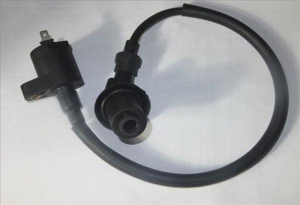 006 - Zündspule mit Zündkabel ab BJ 2012 1 Anschluss für RETRO125 Roller Znen Fosti