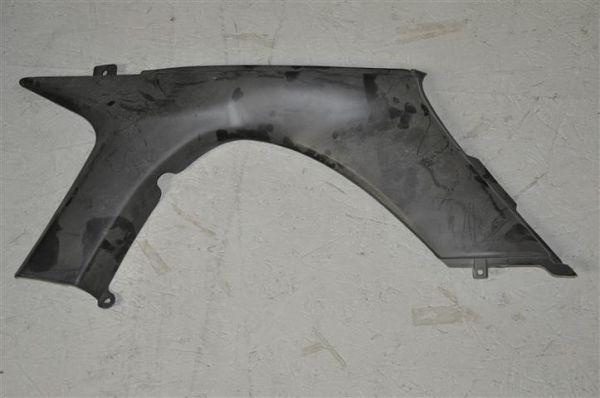 021 - Verkleidung linke Seite schwarz matt für Shineray XY250STIXE, ST-9E Quad